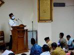 Jelang Zuhur, Wako Hendri Septa Kultum di Hari Pertama Bulan Ramadhan