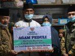 Sahur Bersama Bupati, Keluarga Dasril Segera Tempati Rumah Layak Huni
