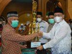 Sawah Rang Salayan Juara Umum MTQ Nagari Bayua