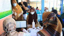 Disya Tak Jadi Ikut Vaksin Di Balai Tongah Koto Karena Umur Belum 18 Tahun