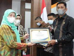 Kinerja ASN Terbaik, Pemko Payakumbuh Raih BKN Awards 2021