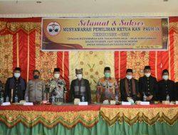 Hadiri Pemilihan Ketua KAN Pauh IX, Wako Padang Berharap Dapat Bersinergi Bangun Daerah