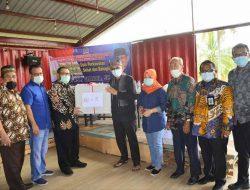 Bantu Masker dan Gelar Sosialisasi, Wako Hendri Septa Apresiasi Anggota DPR RI Muhammad Asli Chaidir