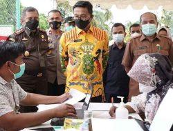 10 Ribu Stok Vaksin Covid-19 Tersedia di Kabupaten Solok Selatan