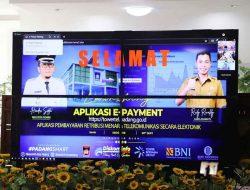 Aplikasi e-Payment, Sistem Pembayaran Retribusi Menara Telekomunikasi di Kota Padang