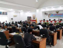 Bupati Eka Putra Sampaikan Nota Perubahan APBD Kabupaten Tanah Datar Tahun Anggaran 2021