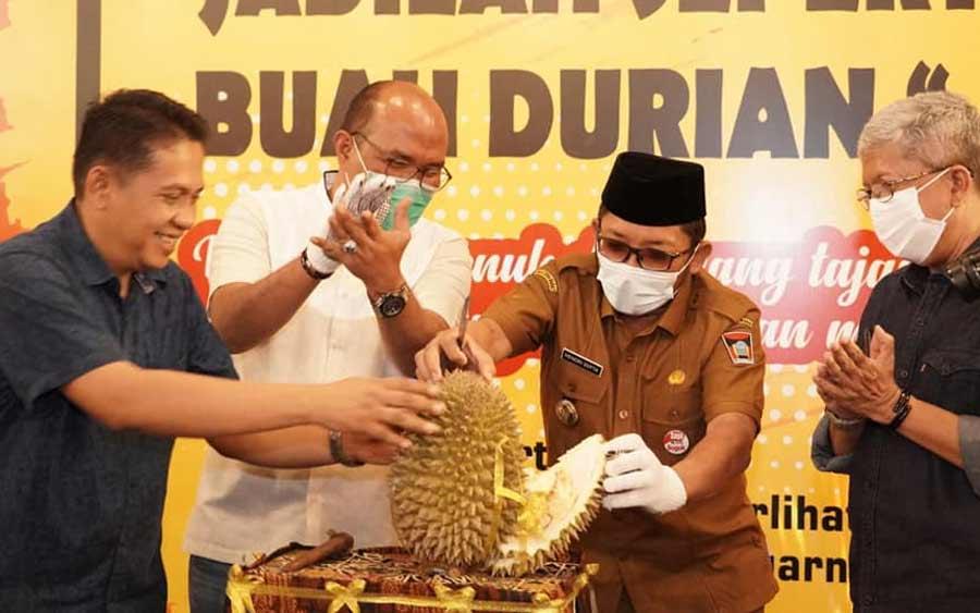Kafe Rajo Durian