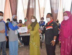 Lomba Inovasi dan Higienitas Sajian Kuliner, Kelompok Singgalang Pakan Sinayan Raih Juara Pertama