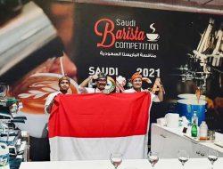 3 Barista Indonesia Juara Di Kompetisi Barista Saudi 2021
