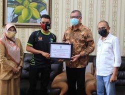 Wako Riza Falepi Bangga Lima Atlet Payakumbuh Ikut PON XX Papua