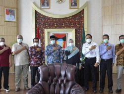 Perkuat Koordinasi dan Pengawasan, Pemko Padang Jalin Kerjasama Dengan BPKP Sumbar