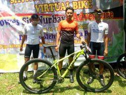 Pesepeda Payakumbuh Kuasai Iven XC Fun Race Gowes Siti Nurbaya Adventure 2021