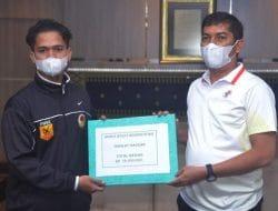 Puluhan Atlet dan Pelatih Berprestasi Kota Sawahlunto Diberikan Reward Oleh Pemko