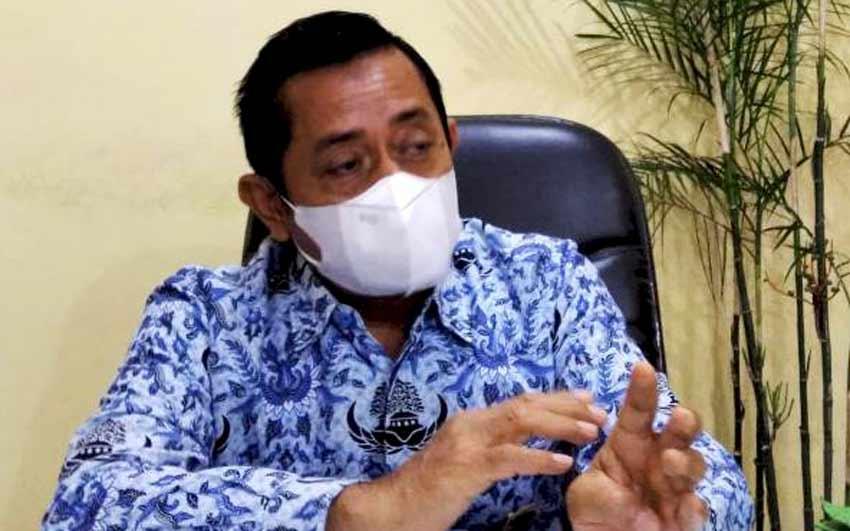Puluhan Ton Sampah di Kota Padang Tak Terkelola