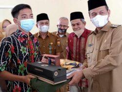 50 Penghuni Panti Asuhan Aisyiyah Terima Bantuan Sandang dari Wako Genius Umar