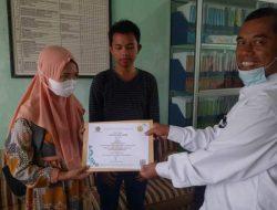 Siswi MIN 3 Kampiun Kompetisi Sains Madrasah Tingkat Kabupaten Agam