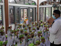 Wako Hendri Septa Motivasi Murid TPQ/TQA di Kelurahan Kurao Pagang