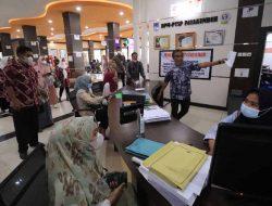 Dikunjungi 2 Daerah Berbeda, Mal Pelayanan Publik Kota Payakumbuh Dapat Pujian